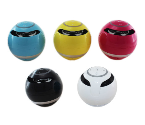 Bluetooth Colorful Portable Speaker